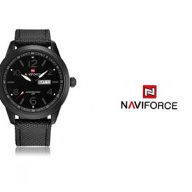 ساعت مچی naviforce مشکی
